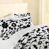 PBteen Bold Bloom Duvet Cover + Pillowcases