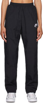 Thumbnail for your product : Nike Black Sportswear Air Lounge Pants