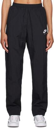 Nike Black Sportswear Air Lounge Pants