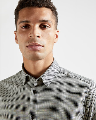 Ted Baker DRIZZL Textured shirt