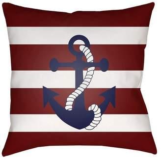 Surya Anchor II Pillow 18x18x4