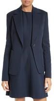 Diane von Furstenberg Women's Tailored One-Button Jacket