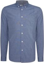 Linea Men's Chambray Long Sleeve Shirt