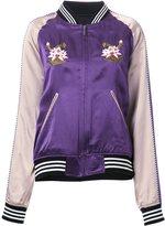 G.V.G.V. 'Satin Souvenir' jacket