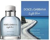 Dolce & Gabbana Light Blue Swimming In Lipari Pour Homme By Edt Spray 2.5 Oz (limited Edition)