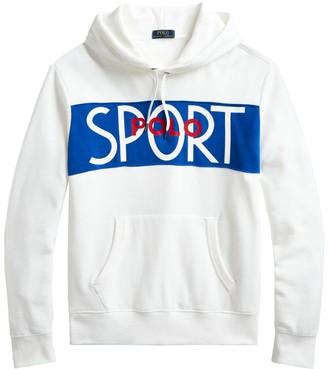 Ralph Lauren Logo Sport Hoodie