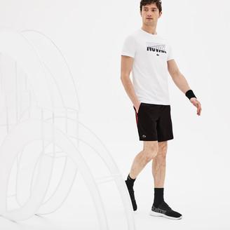 Lacoste Men's SPORT Novak Djokovic Ultra Light Shorts