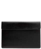 Common Projects Grained-leather document holder