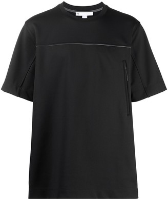 Y-3 cover knit shell T-shirt