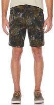 Perry Ellis Active Camo Neoprene Shorts
