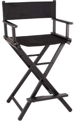 Equipment Sunrise Lightweight Aluminum Tall Portable Director Makeup Artist Chair