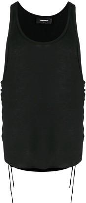 DSQUARED2 Lace-Up Vest