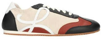 Loewe Ballet Runner leather trainers