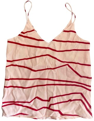 C/Meo Pink Top for Women