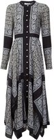 Altuzarra paisley print shirt dress - women - Silk - 38