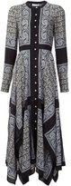 Altuzarra paisley print shirt dress - women - Silk - 38