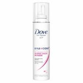 Dove STYLE+care Whipped Cream Mousse, Nourishing Curls with Nutri Style Complex