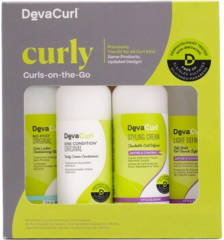 DevaCurl Curly Curls-on-the-Go