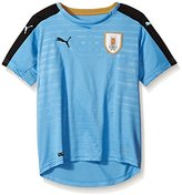 Puma Men's Uruguay Kids Home Replica Shirt