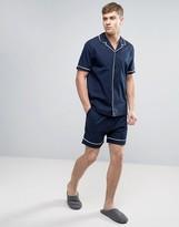 Asos Woven Pajama Shorts