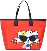 Karl Lagerfeld Choupette Beach Tote Bag