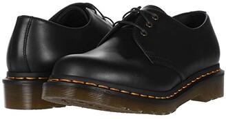 Dr. Martens 1461 Wanama (Black) Women's Shoes
