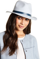 Phenix Short Brim Wool Fedora