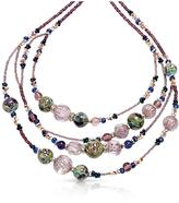 Antica Murrina Veneziana Elizabeth 1 Murano Glass Necklace