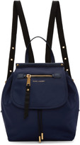 Marc Jacobs Navy Trooper Backpack