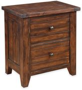 SRA Home Cally Nightstand in Antique Mocha