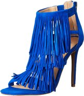 Steve Madden Women's Fringly Dress Sandal