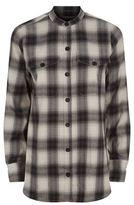 Robert Rodriguez Plaid Double Pocket Shirt
