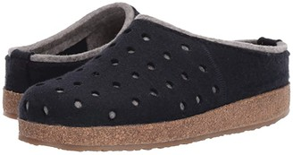 Haflinger Holly (Navy/Silver/Grey) Women's Shoes