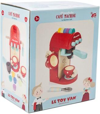 Le Toy Van Wooden Cafe Machine Toy