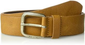 Diesel Men's Roar Leather Belt