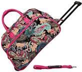 JChronicles Rolling Duffel Bags