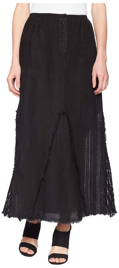 XCVI Kendall Linen Skirt Women's Skirt