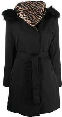 Liu Jo Reversible Zip-Up Coat