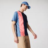 Thumbnail for your product : Lacoste Mens Crewneck Colorblock T-shirt