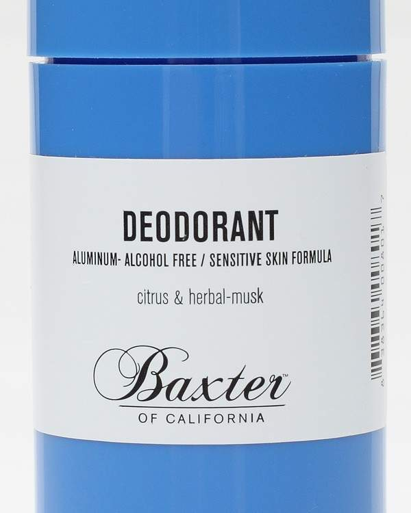Baxter of California Deodorant 2.65 Oz