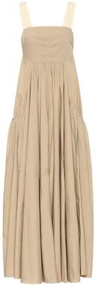 Lee Mathews Exclusive to Mytheresa Cotton maxi dress