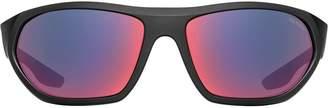 Prada mirrored-lens sunglasses