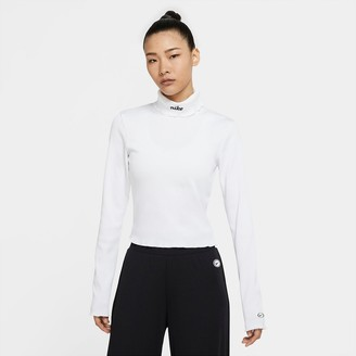 Nike Long Sleeve Turtleneck T-Shirt