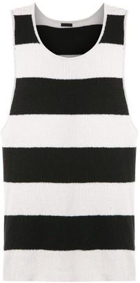 OSKLEN Bold E-fabrics knit tank