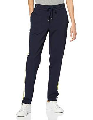 Cecil Women's 372786 Tracey Casual Fit Trouser,22 (Size: XX-Large)
