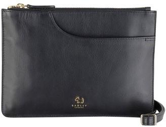 Radley Pockets Leather Medium Cross Body Bag, Black