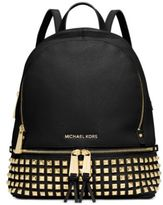 MICHAEL Michael Kors Rhea Small Studded Backpack
