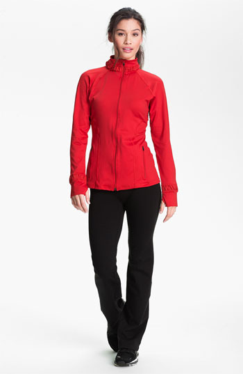 Spanx 'Contour' Activewear Jacket Small