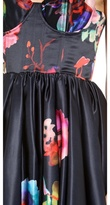 Alice + Olivia Addie Bustier Full Gown