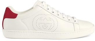 Gucci Women's Ace Interlocking G Sneakers
